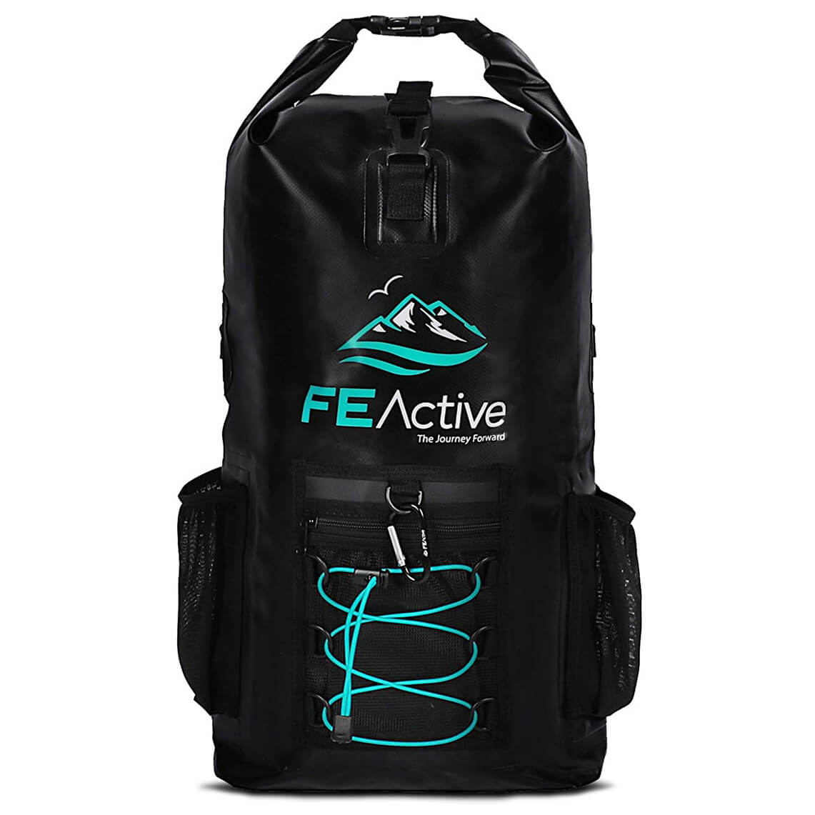 FE Active Dry Bag Waterproof Backpack - 20L Eco Friendly Hiking Backpack