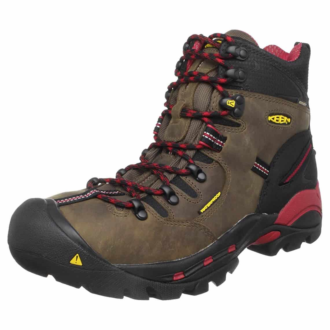 KEEN Utility mens Pittsburgh 6