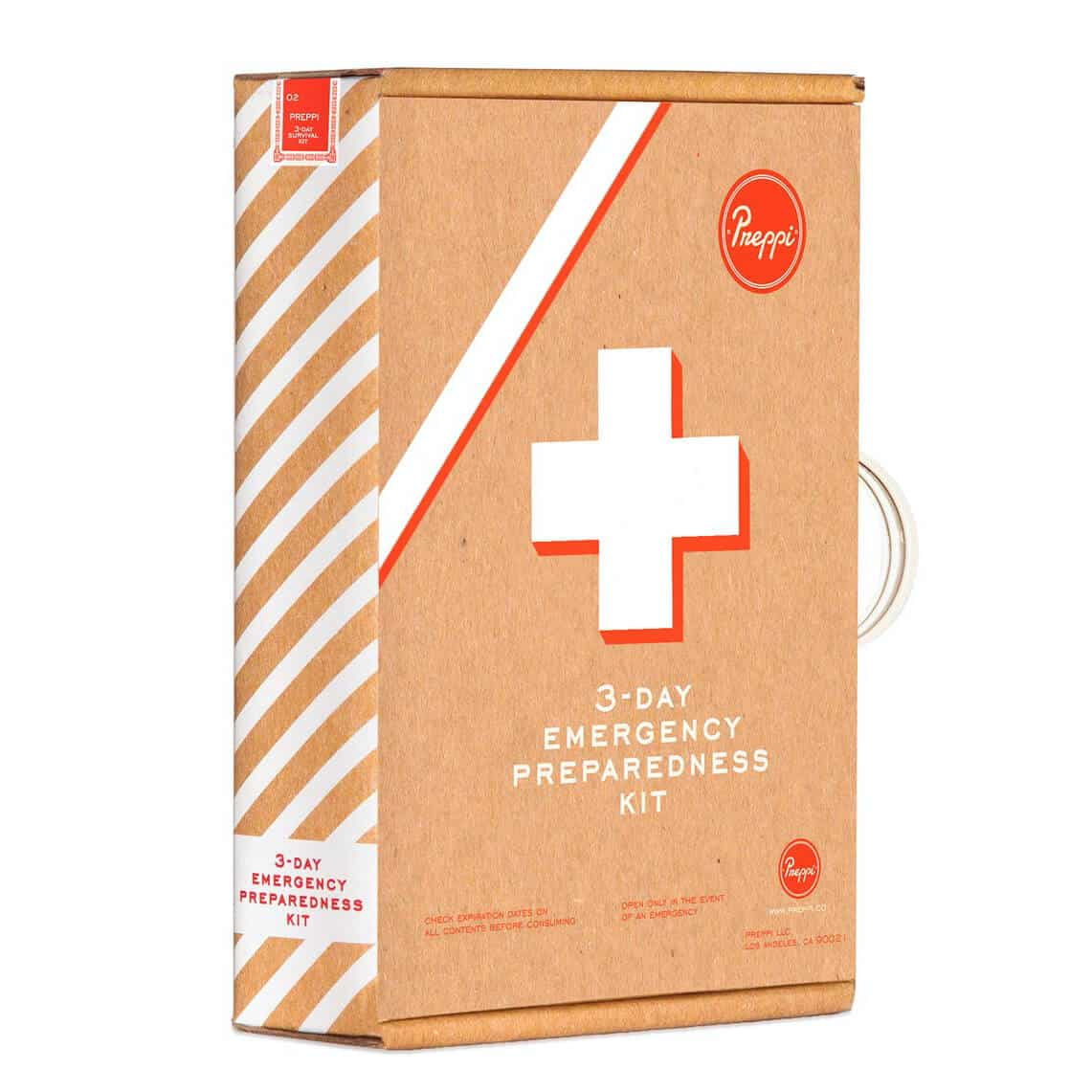 The Preppi GoBox | 3-Day Emergency Kit