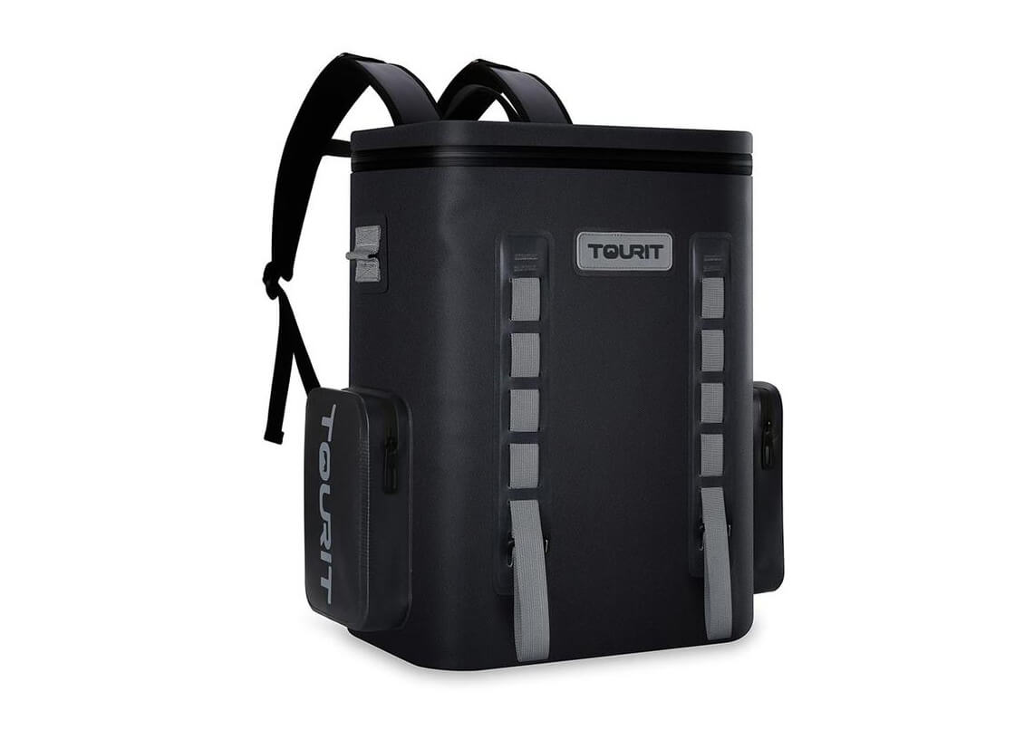 TOURIT Leak-Proof Soft Sided Cooler Backpack Waterproof Insulated Backpack