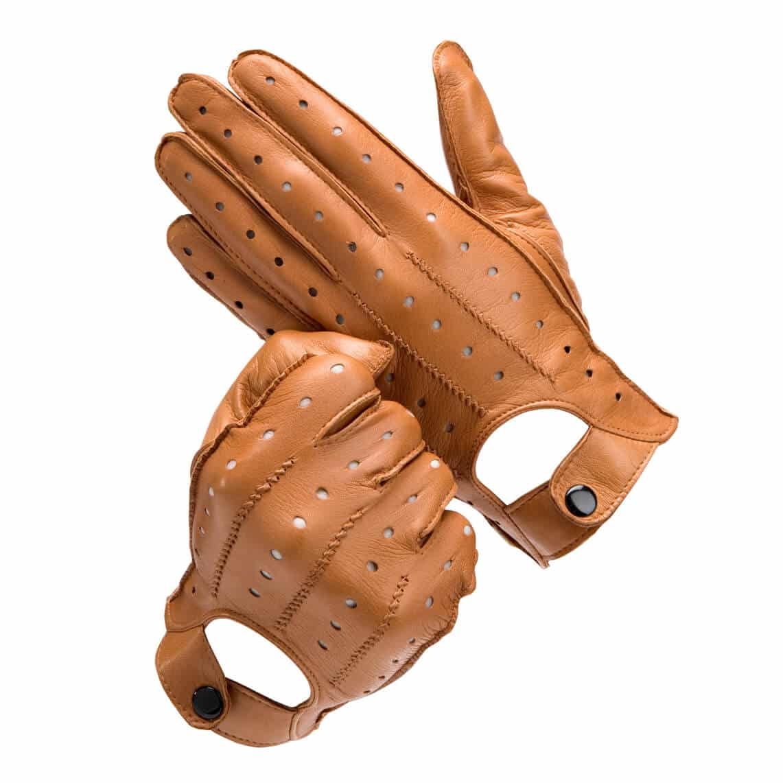 Aspinal of London - Men's Leather Driving Gloves