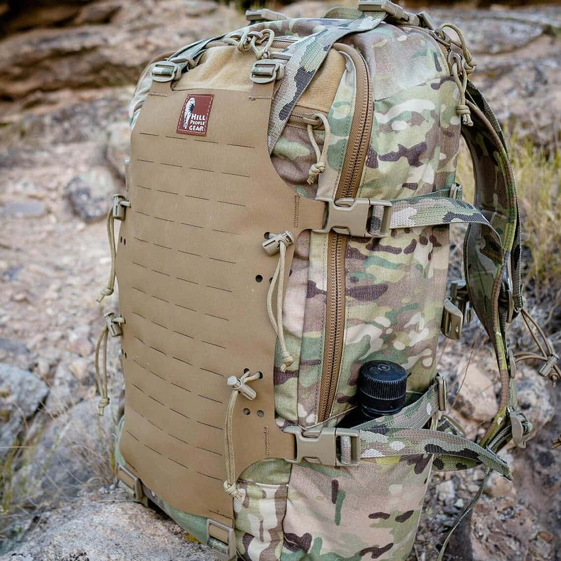 Aston House BackCountry Tactical Backpack
