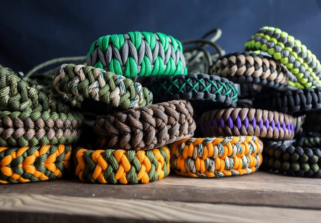 The 19 Best Paracord Survival Bracelets
