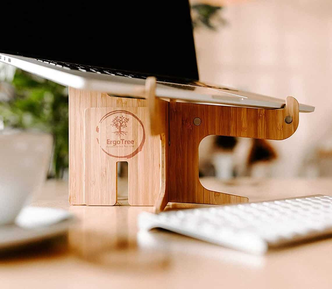 ErgoTree - Wood Laptop Stand