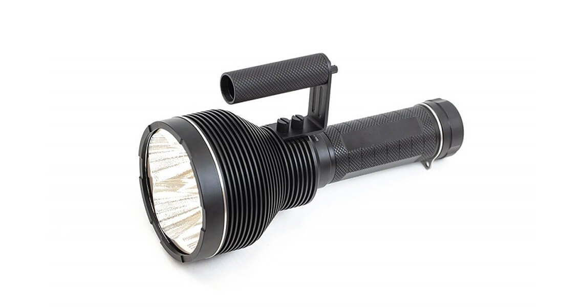 Lumintop 25,000 Lumen 1370 Meter Search Light