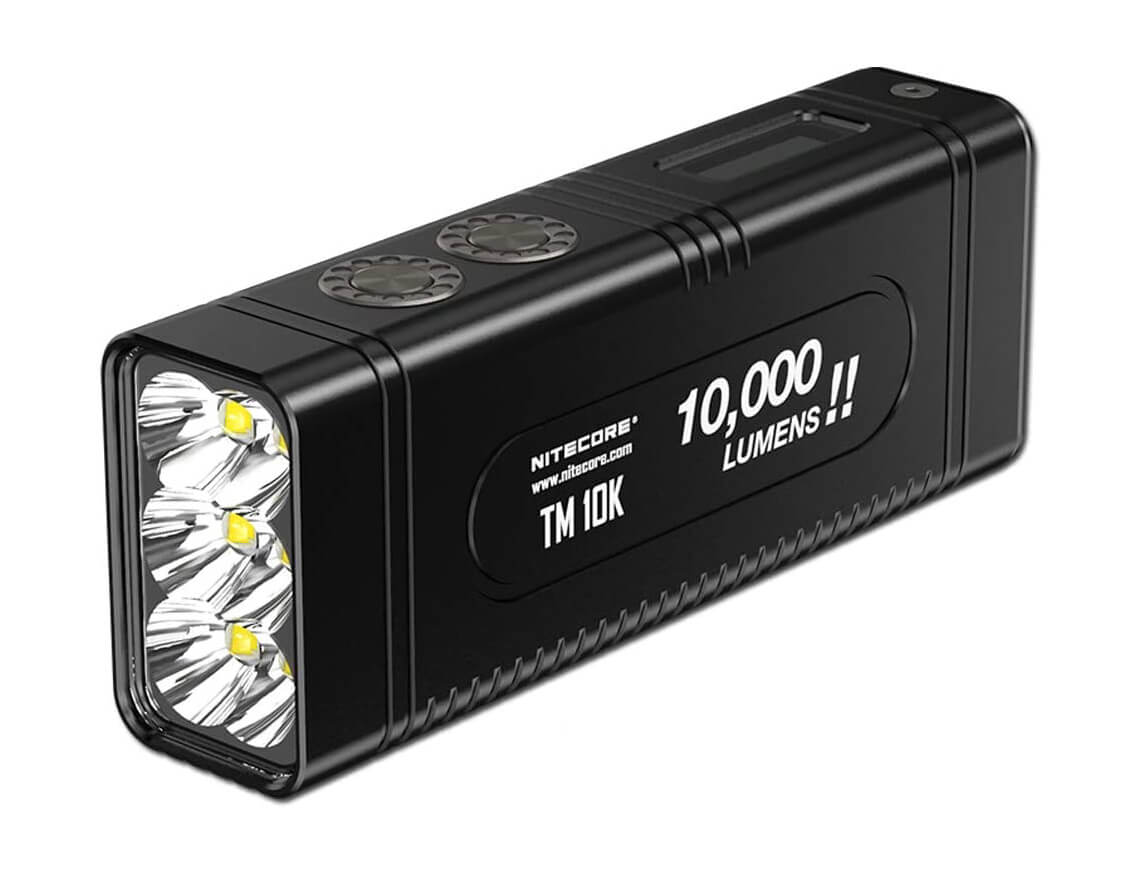 NITECORE TM10K Tiny Monster 10,000 Lumen