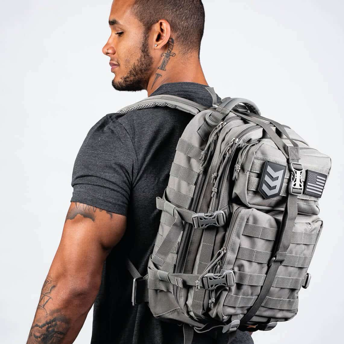 Velox II Quick Action Tactical Backpack