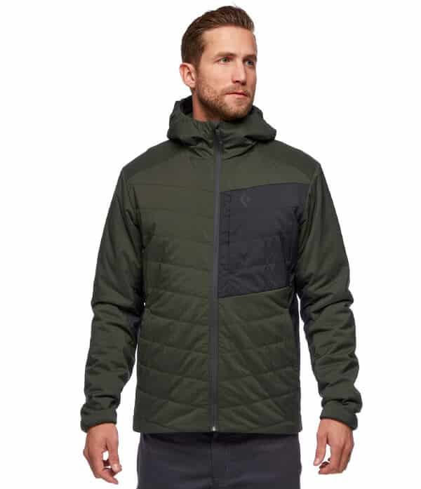 Black Diamond - FIRST LIGHT STRETCH HOODY - MEN'S
