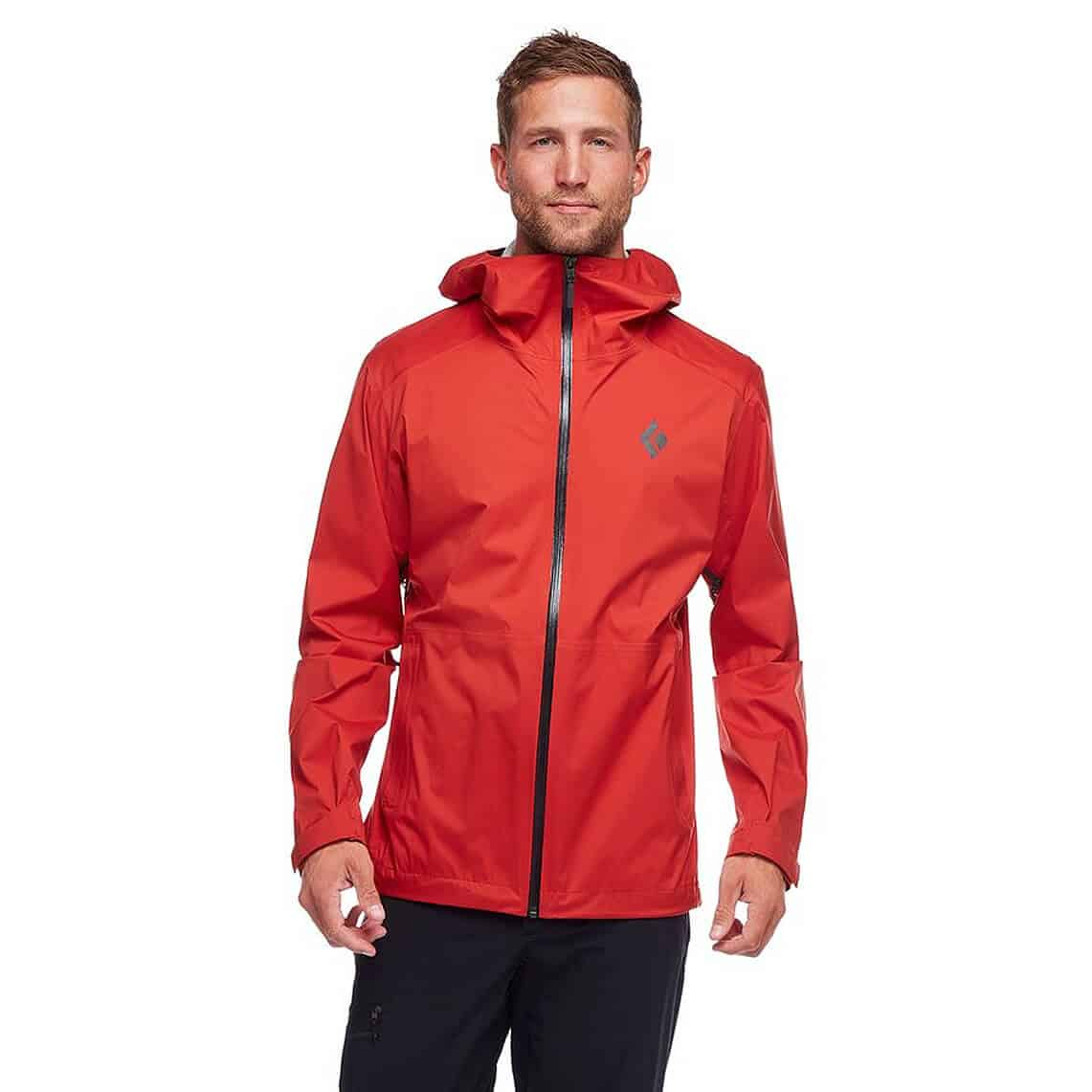 Black Diamond Stormline Stretch Rain Shell Jacket