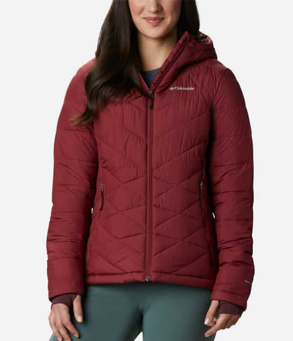 Columbia - Women's Heavenly™ Hooded Jacket
