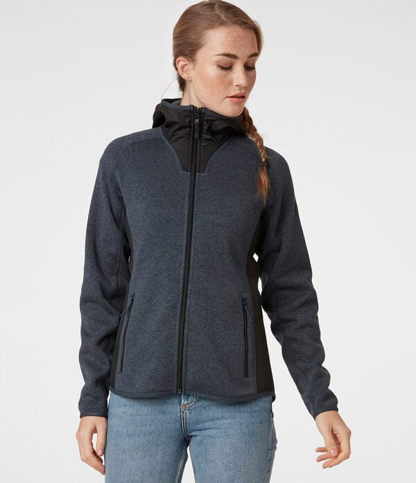 Helly Hansen - W Varde Hooded Fleece Jacket