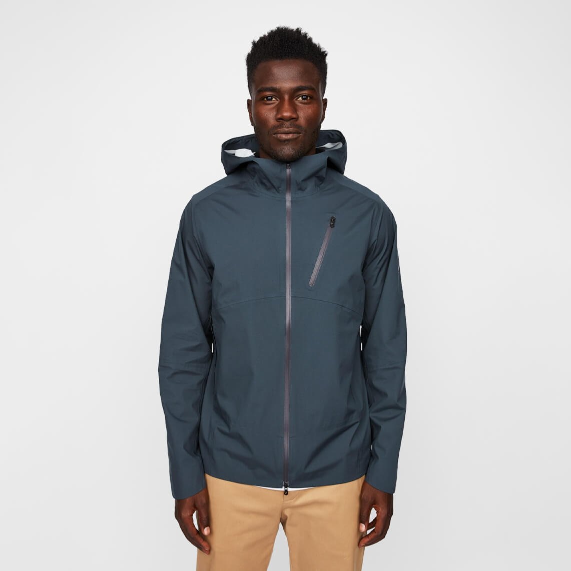 Hill City - Waterproof Hooded Shell