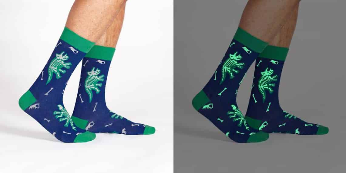 Men's Arch-eology Crew Socks