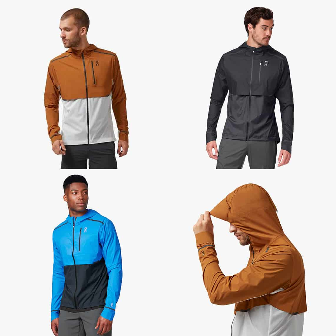 On-Running - Weather Jacket