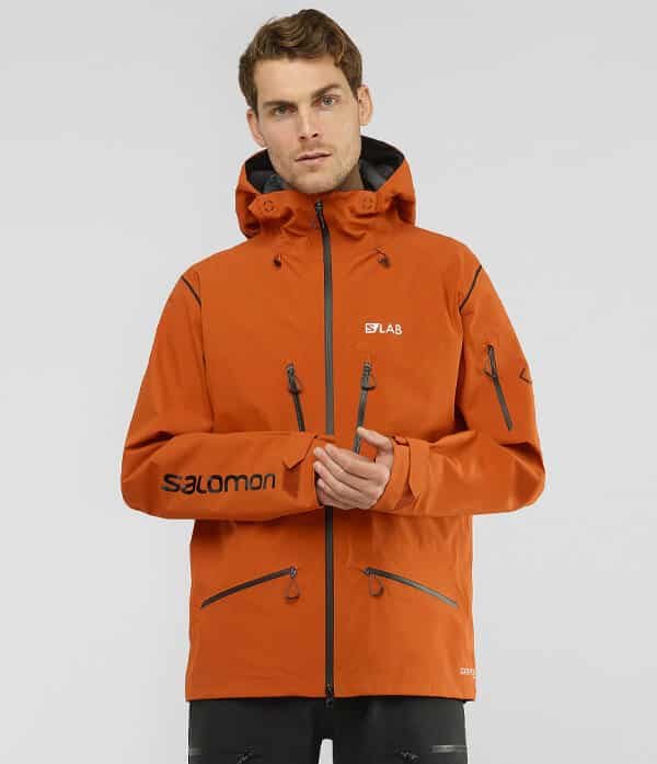 Salomon - S/LAB GTX® PRO 3L SHELL JACKET M