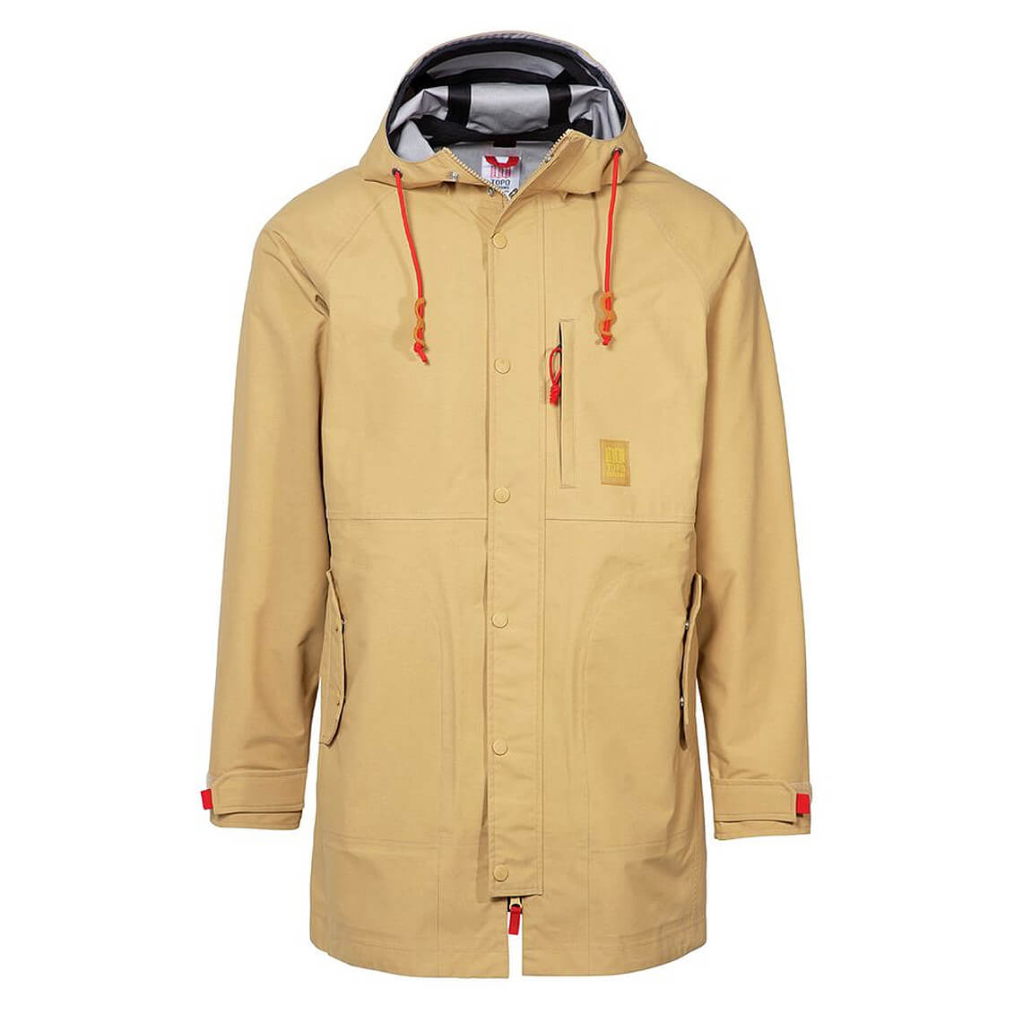 Topo Designs Tech 3L Trench Coat