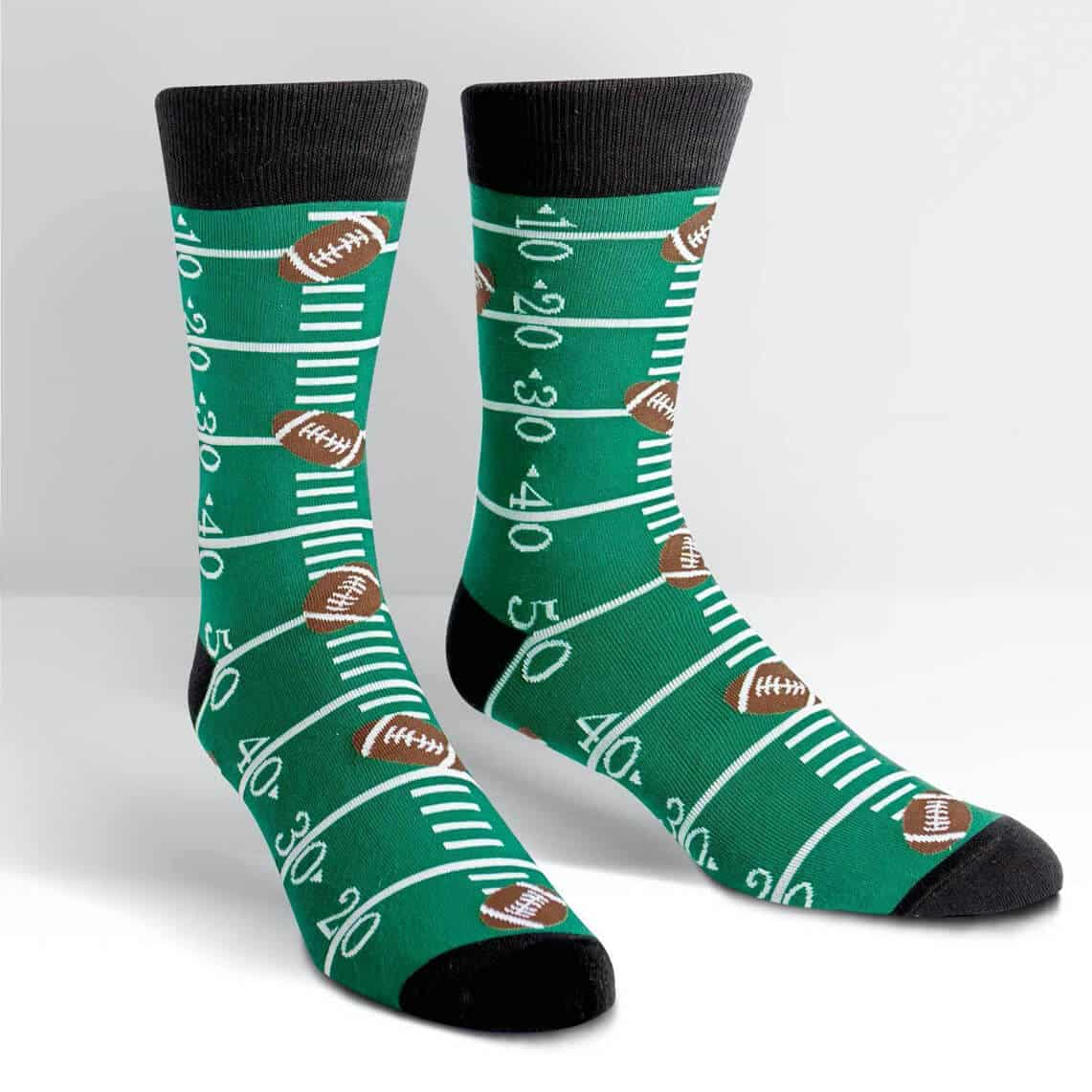 Touchdown Football Socks (Men's)