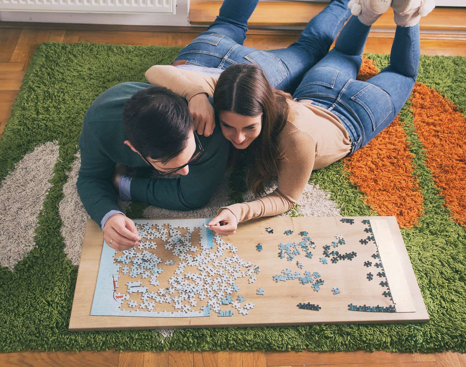 The Best 1000 Piece Jigsaw Puzzles