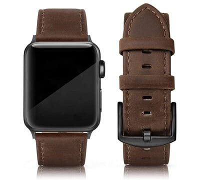 Best Budget Apple Watch Leather Band
