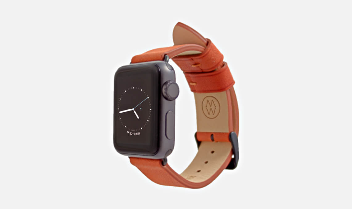Monowear Classic Leather Band