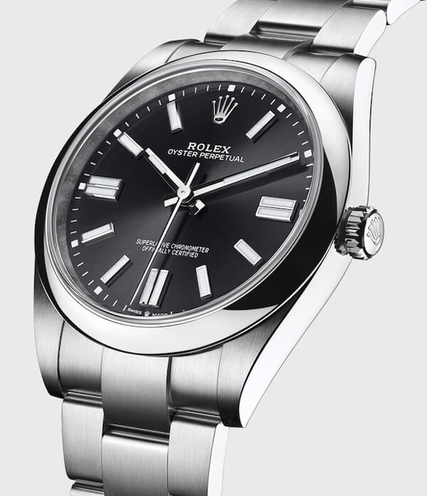 Rolex - New Oyster Perpetual