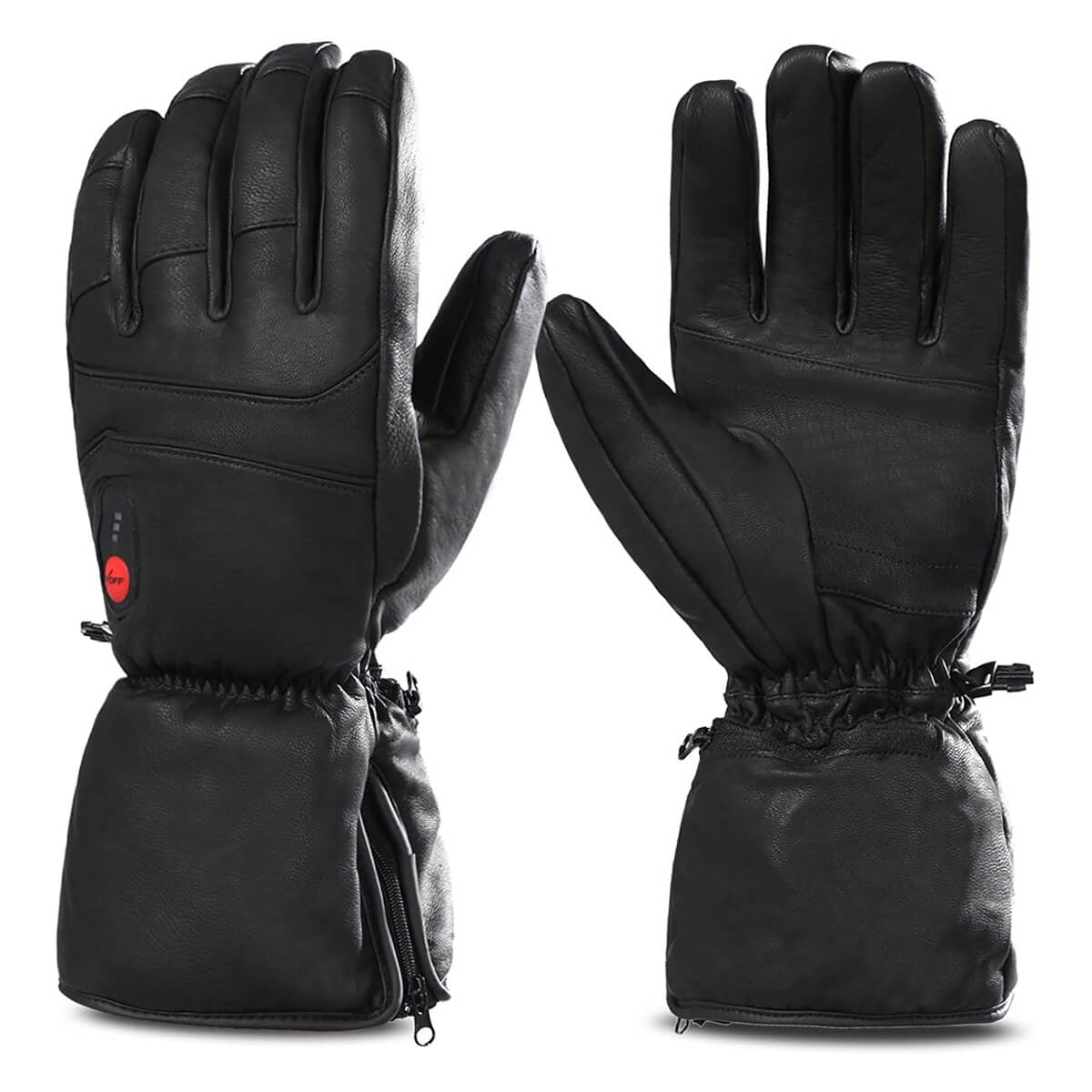 Savior Heated Rechargeable Gloves for Men and Women
