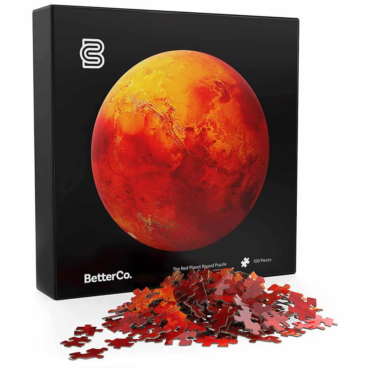 BetterCo. - The Red Planet Mars