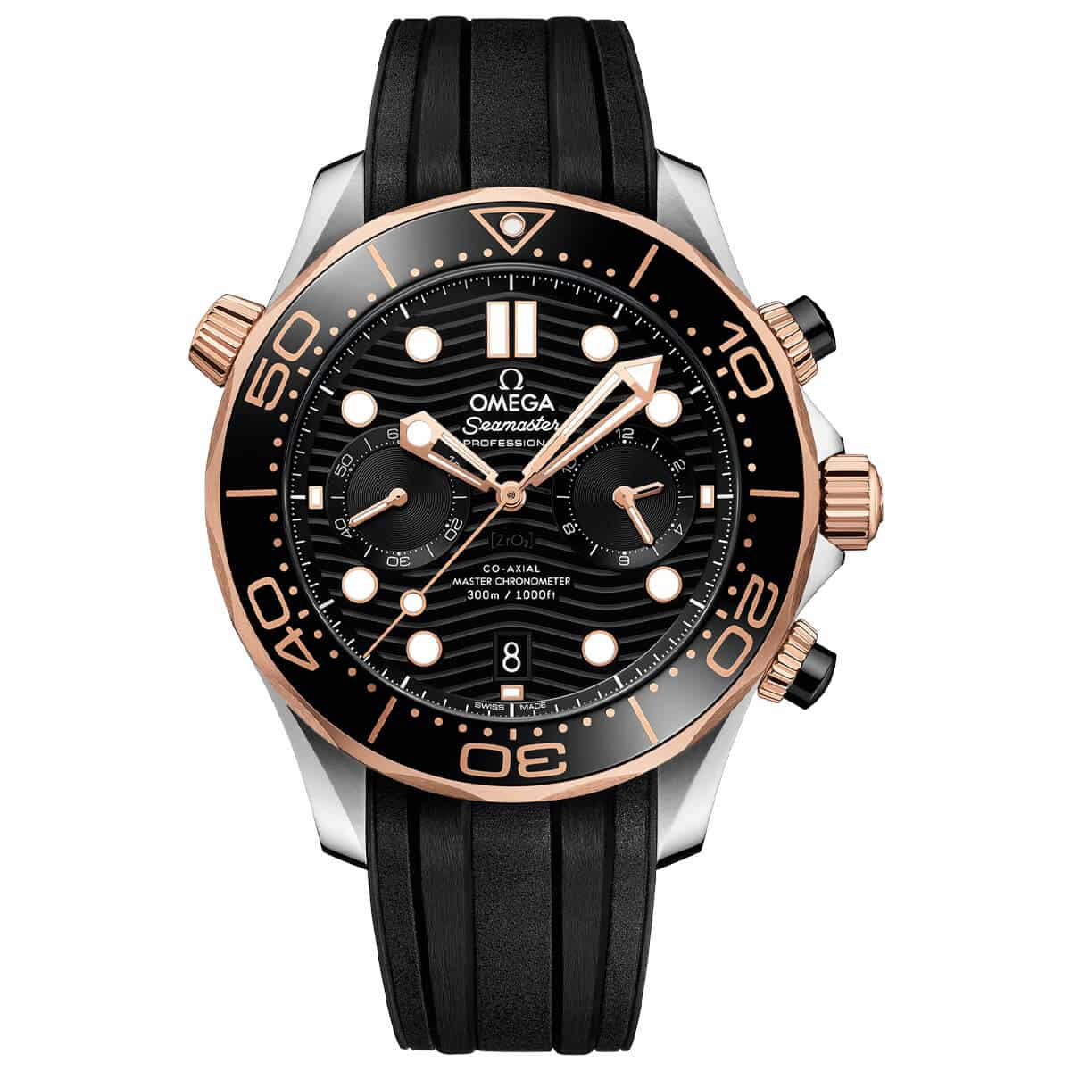 Omega Seamaster Diver300M Co-Axial Master Chronometer Chronograph
