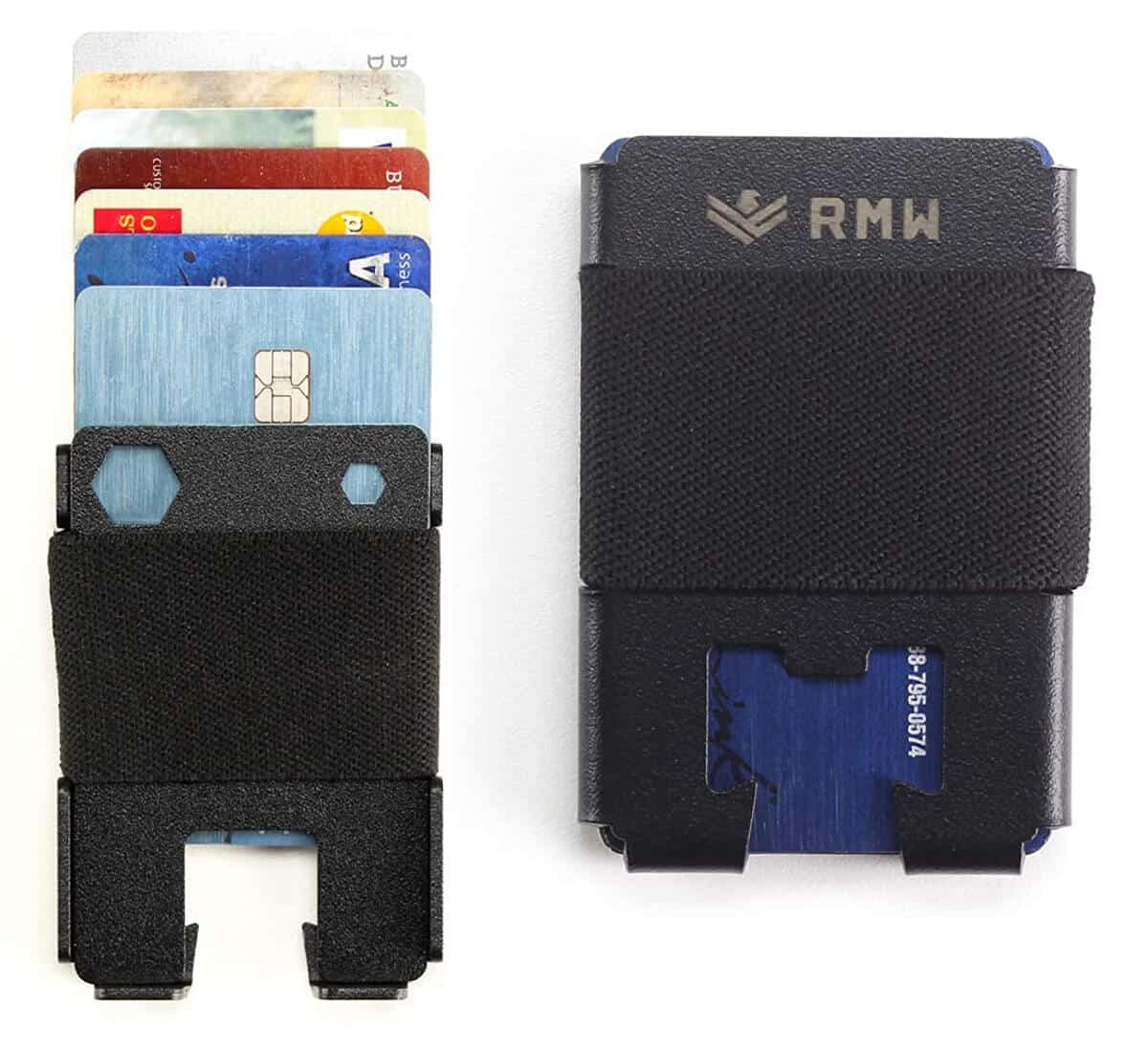 Ranger Minimalist RFID Blocking Slim Front Pocket Wallet For Men