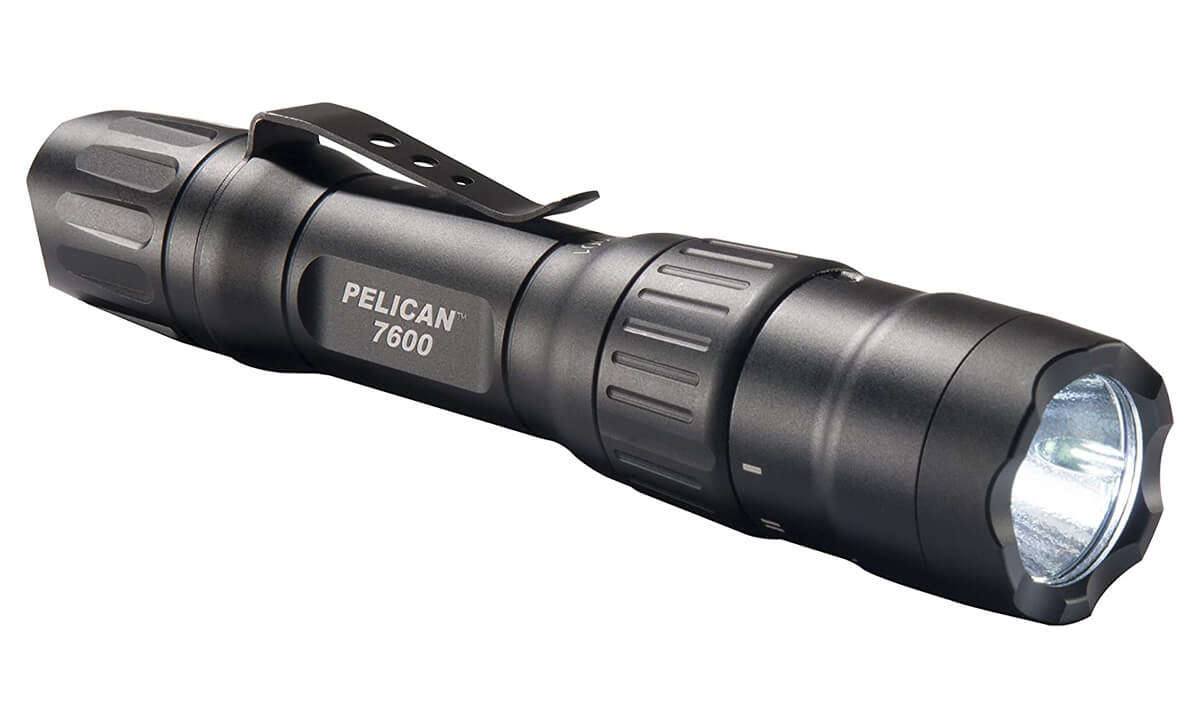 Pelican 7600 Rechargeable Flashlight
