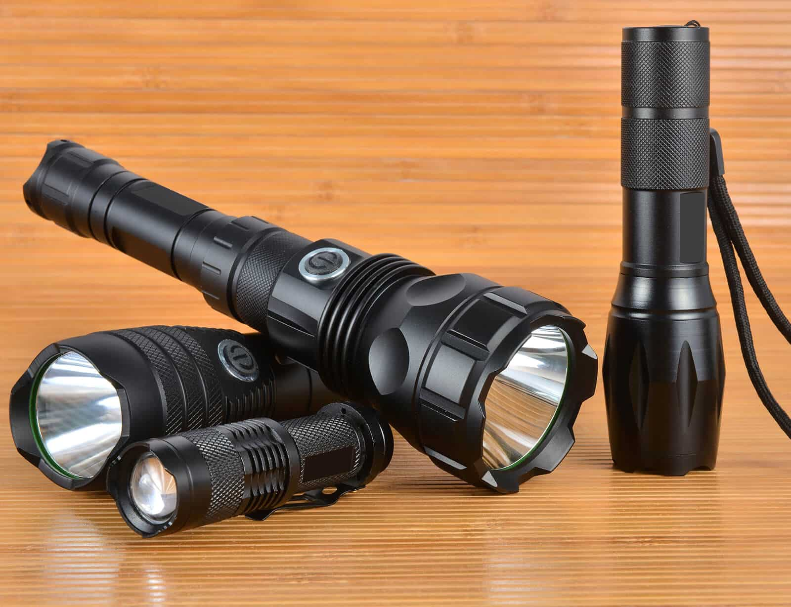 The Top Self-Defense Flashlights