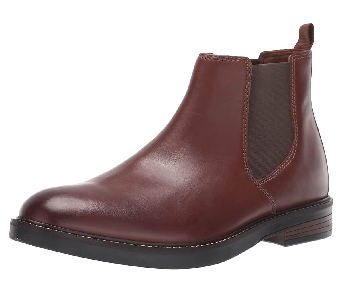 Clarks Paulson Up Chelsea Boot