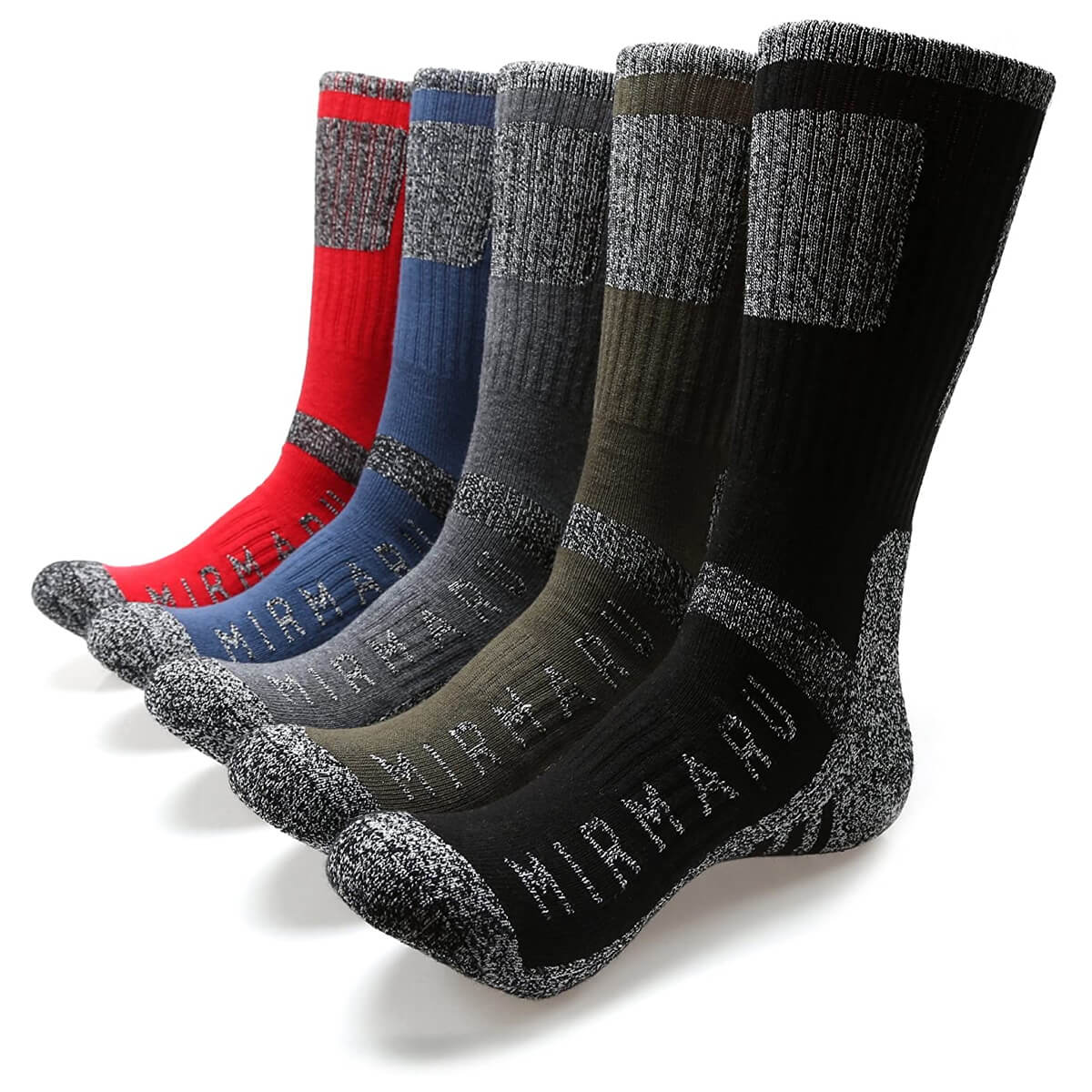 Mirmaru Men's Performance Socks