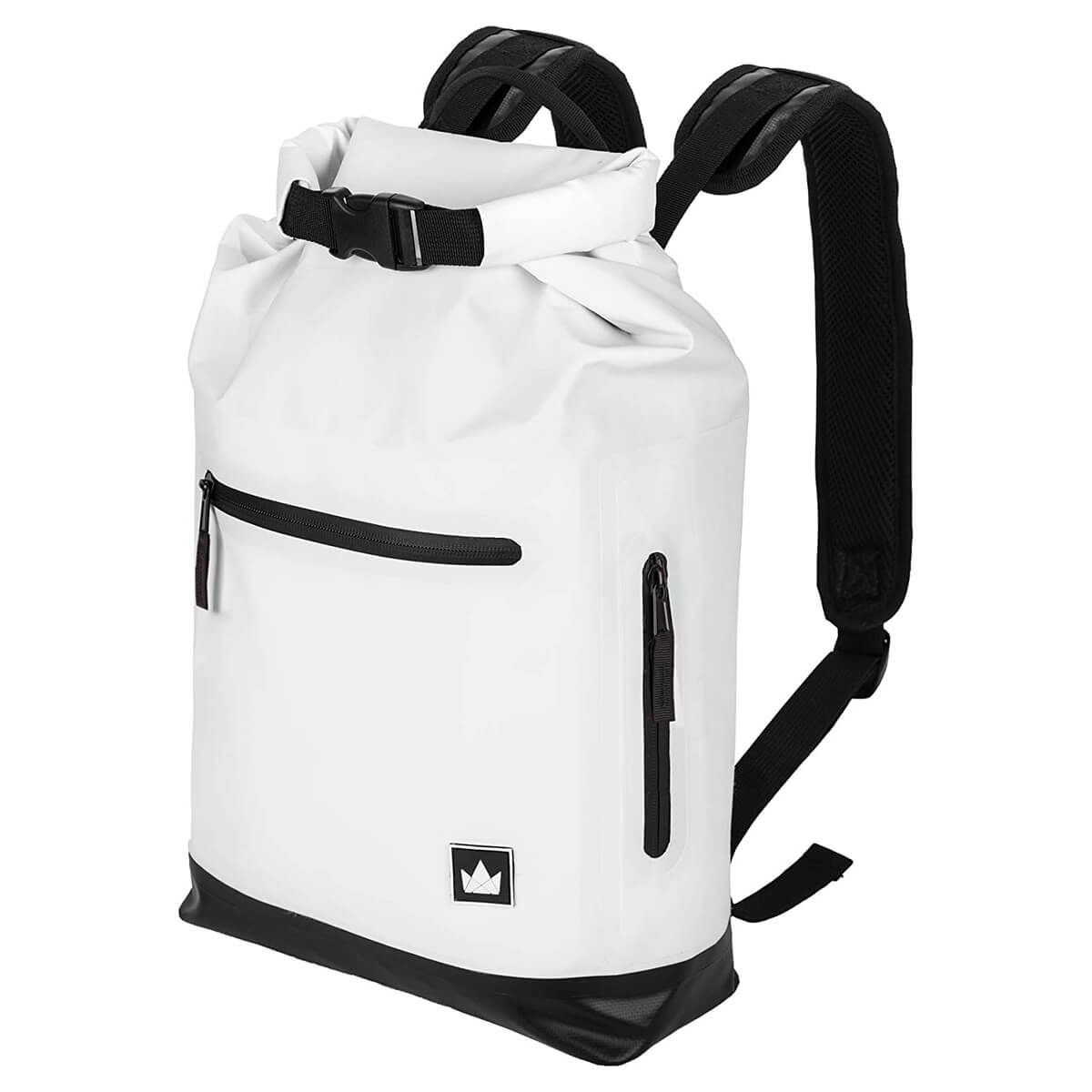 The Friendly Swede Roll Top Graneberg Backpack