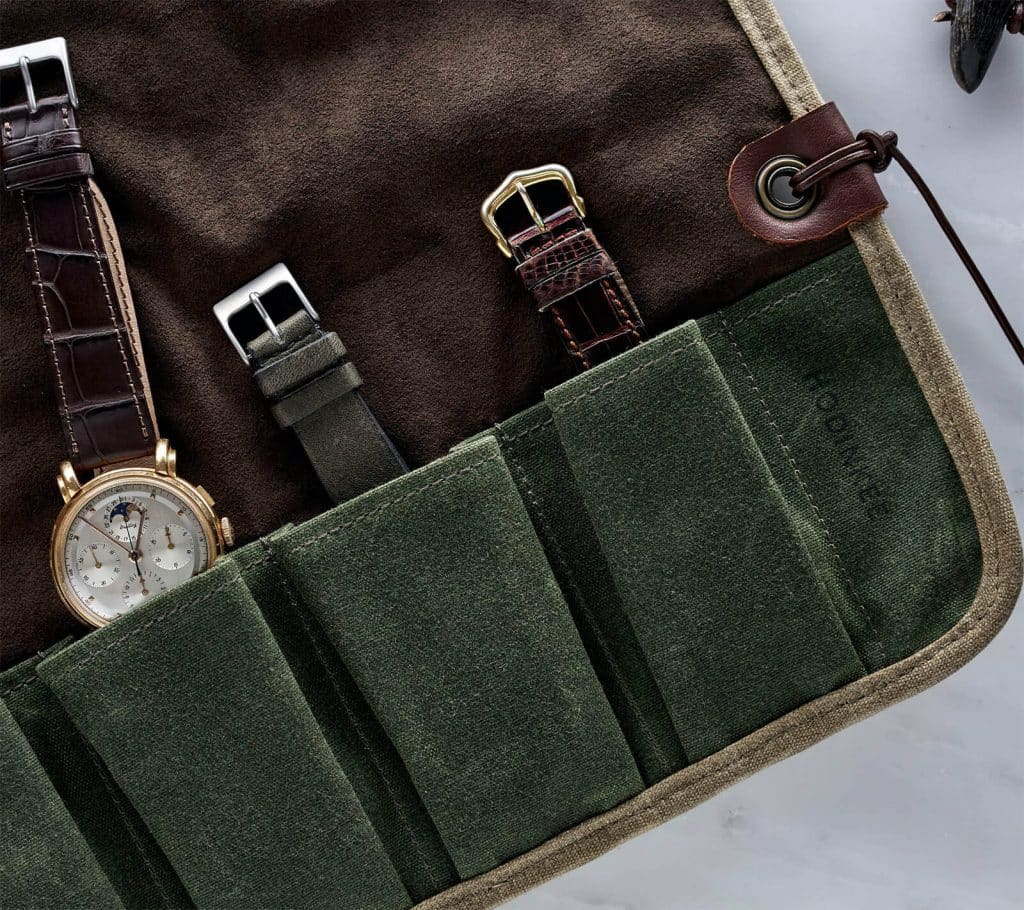The Best Watch Travel Cases and Rolls to Keep Your Timepieces Safe