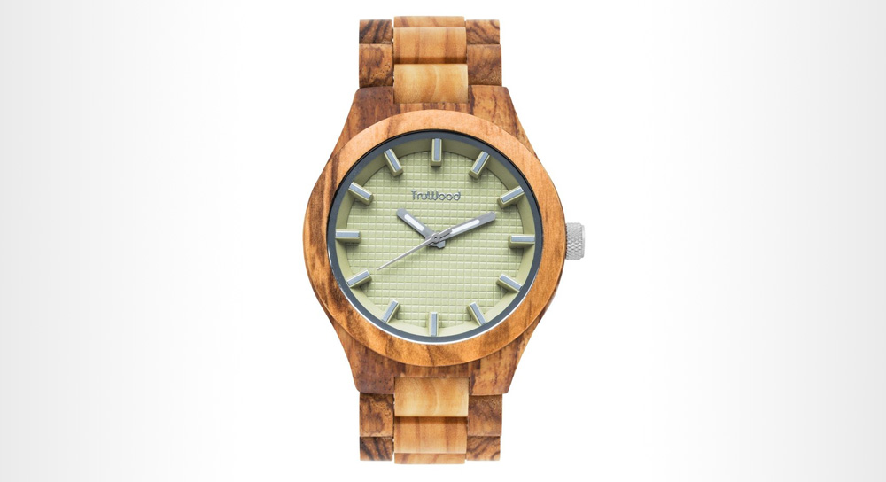TruWood - Expedition wood watch