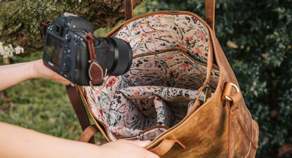 House of Flynn - Every Day Camera Bag