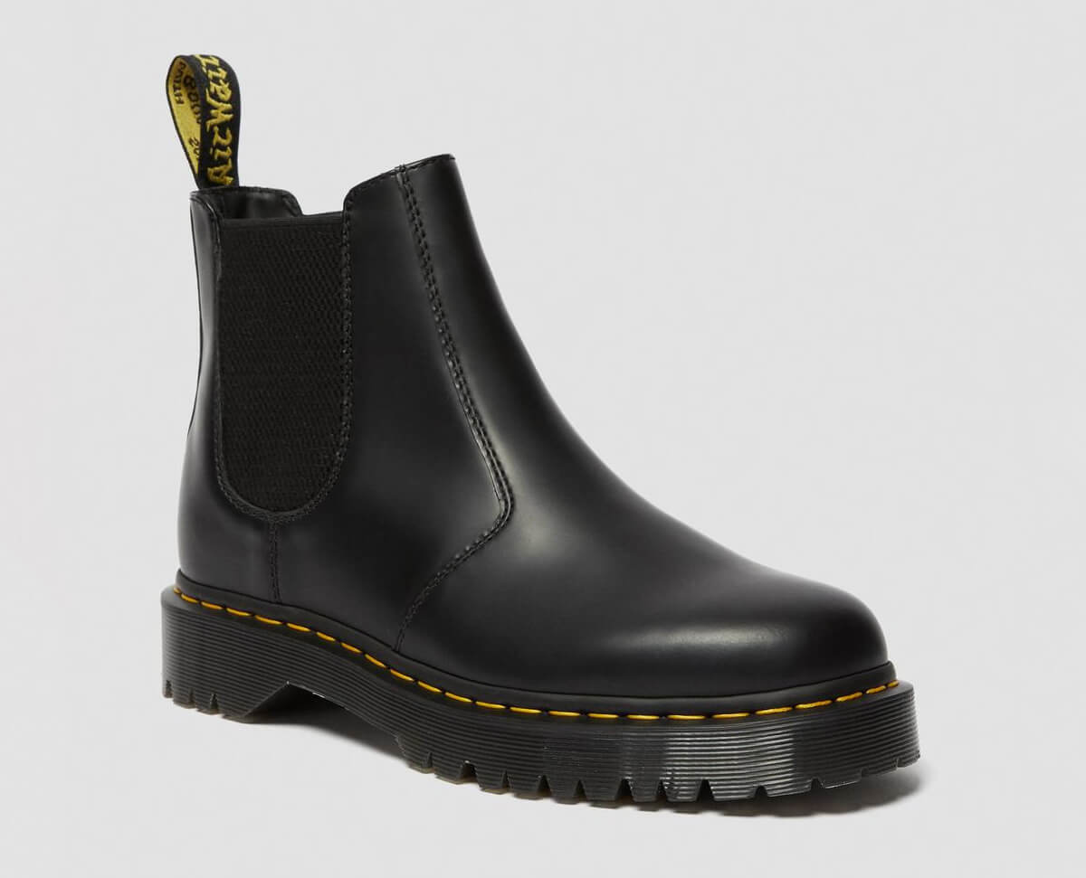 Dr Martens - 2976 BEX SMOOTH LEATHER CHELSEA BOOTS