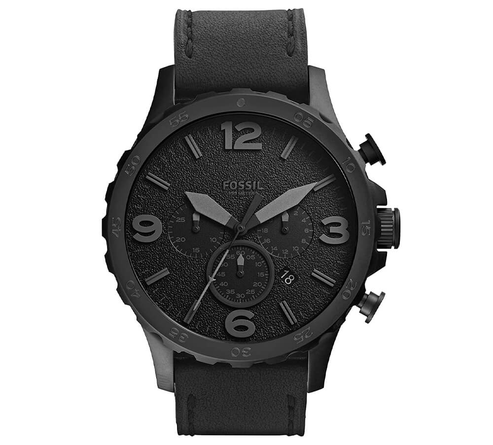 Fossil Mens Chronograph Nate