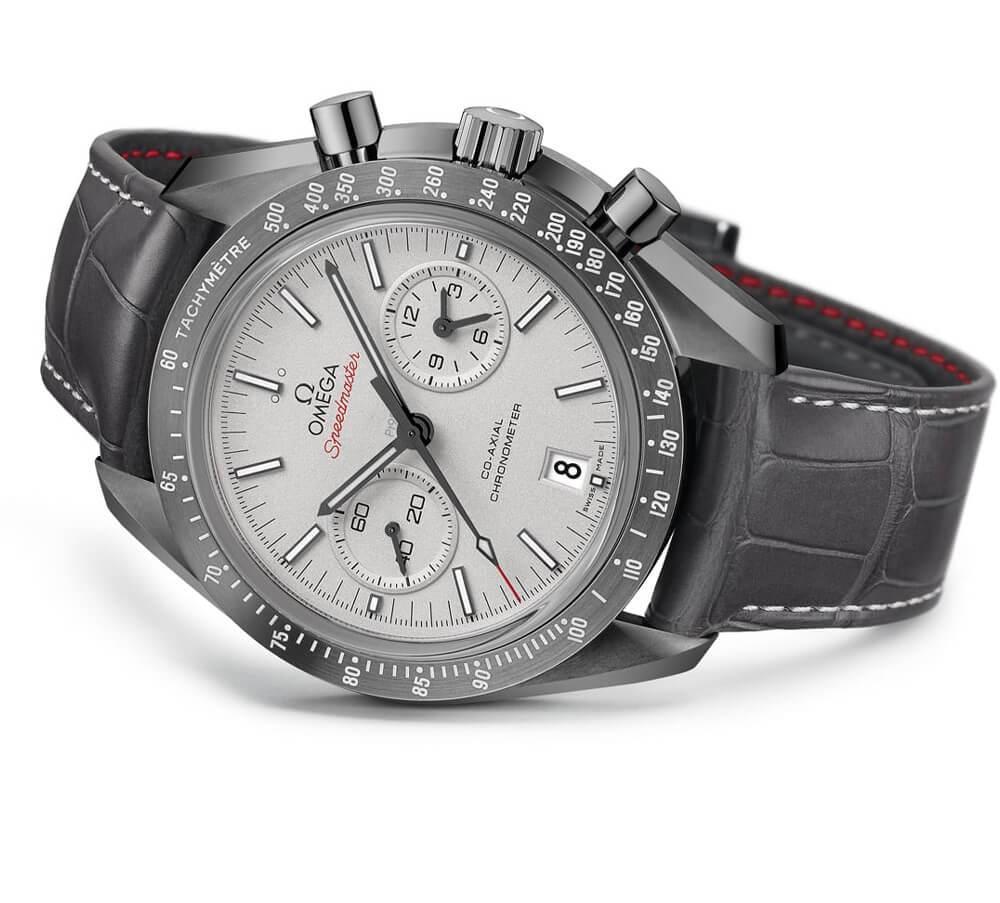 Omega - Co-Axial Chronograph - Grey Side of the Moon