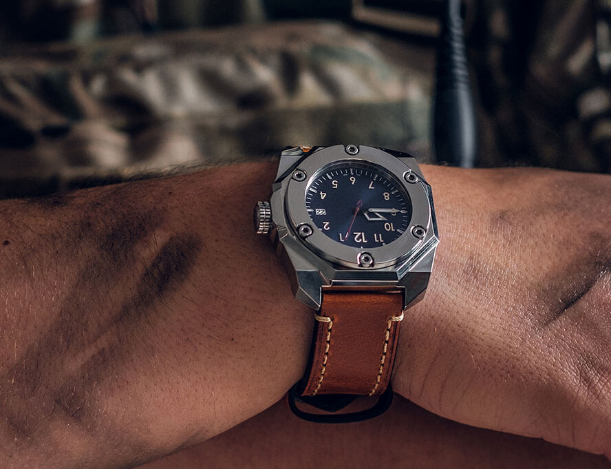 The Best and Toughest Military Watches