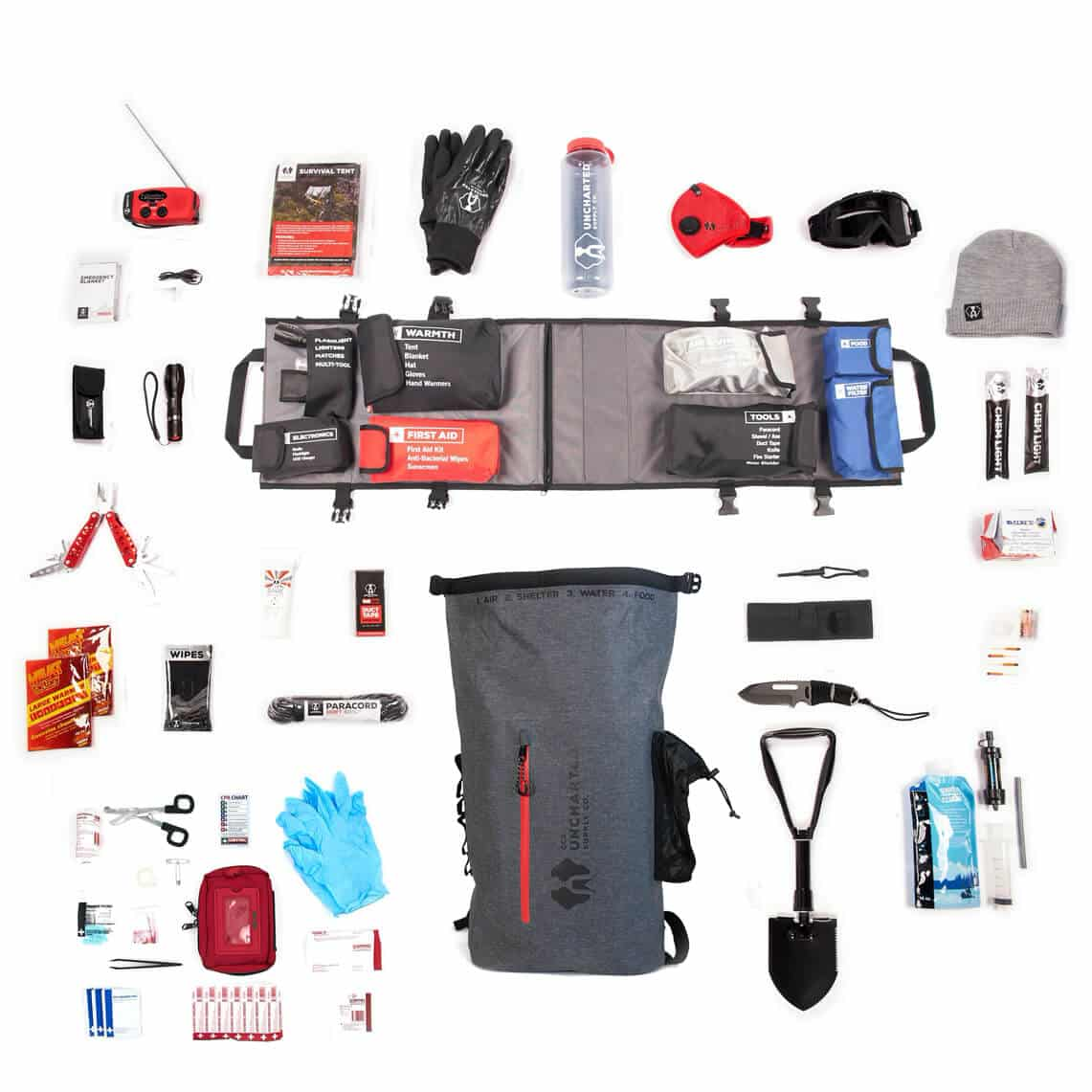 The SEVENTY2® Survival System