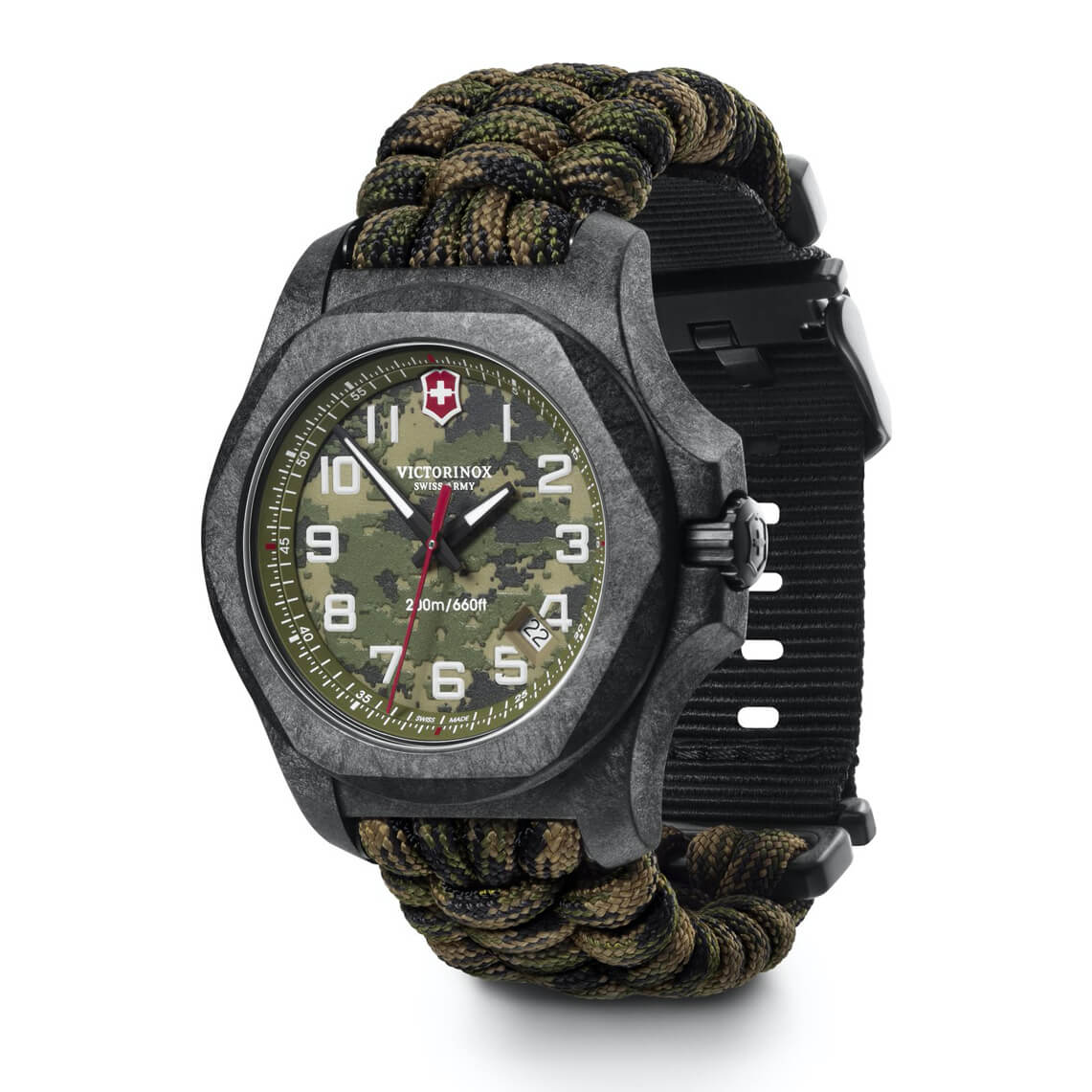 Victorinox - Swiss Army I.N.O.X Carbon Limited Edition Military Watch
