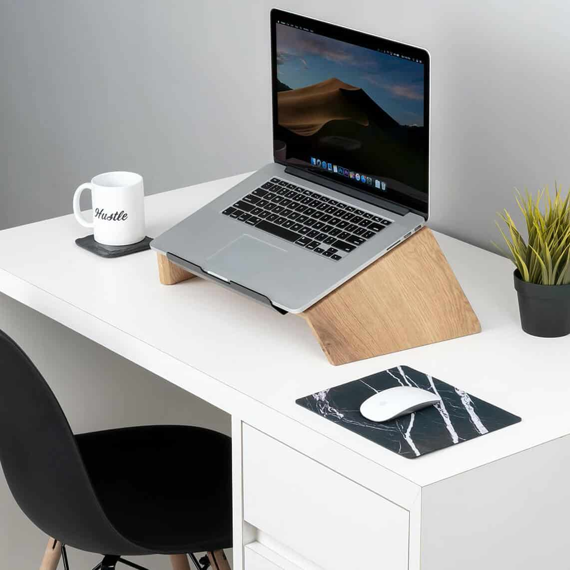 Oakywood Wooden Laptop Stand