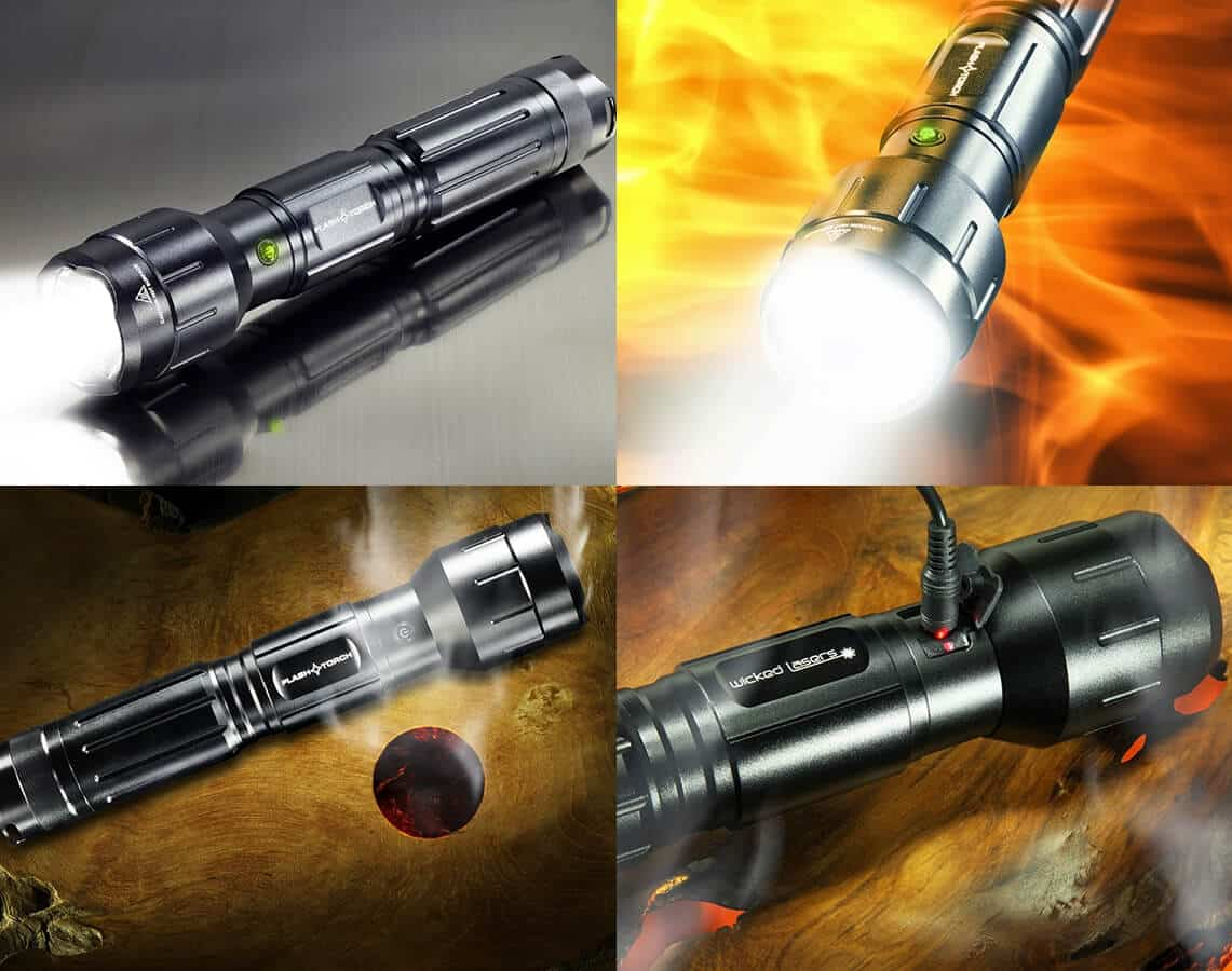 Wicked Lasers Flashtorch