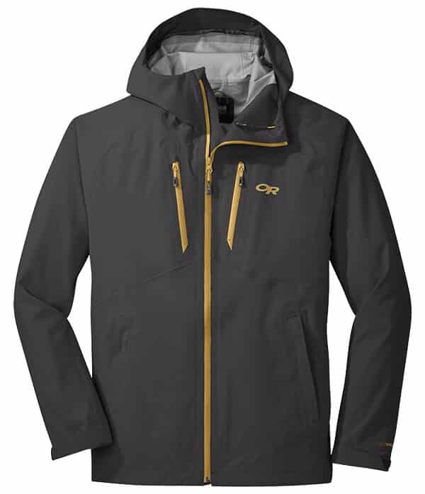 Outdoor Research - Men's MicroGravity AscentShell Jacket