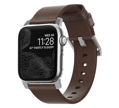 Best Choice Apple Watch Leather Band