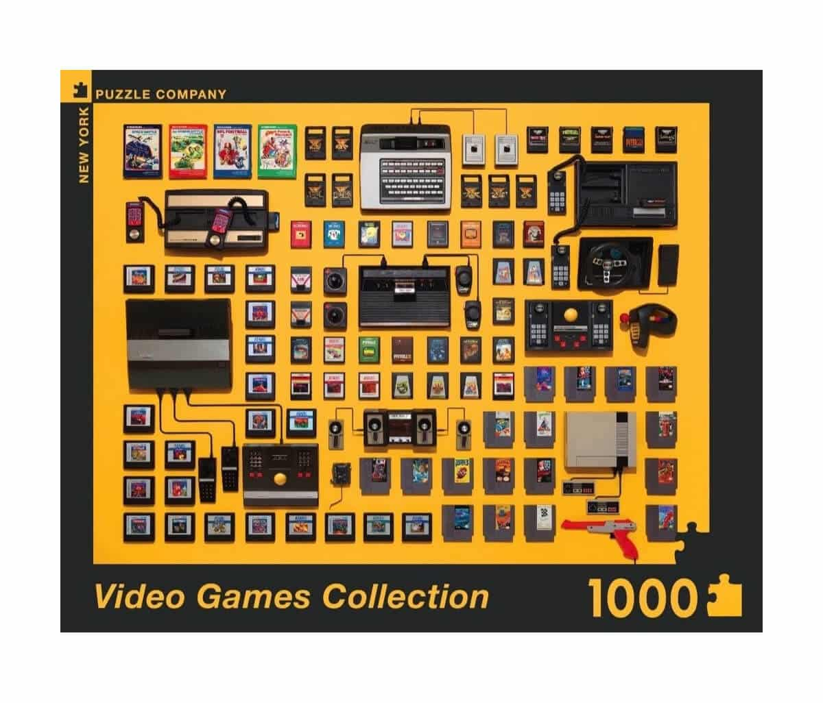 New York Puzzle Company - Jim Golden Video Games