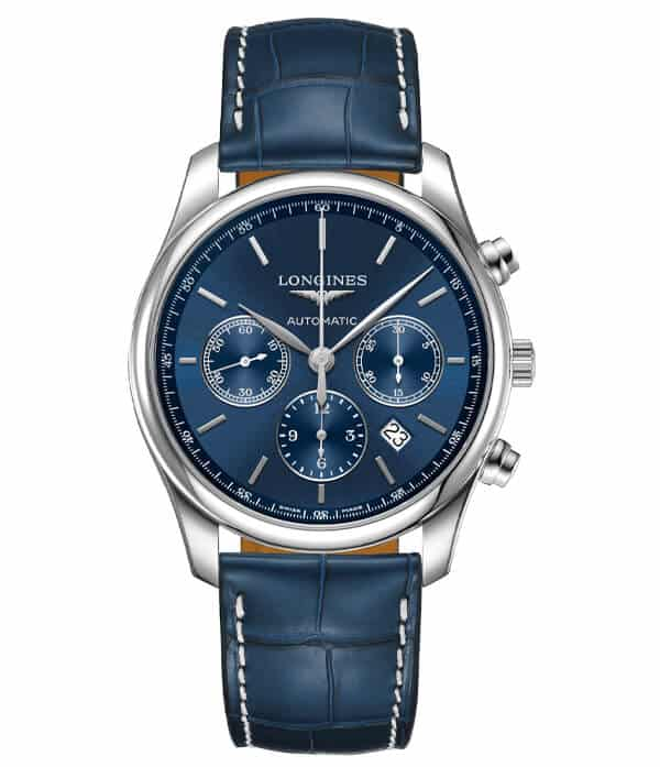 Longines Master Collection Sunray Blue