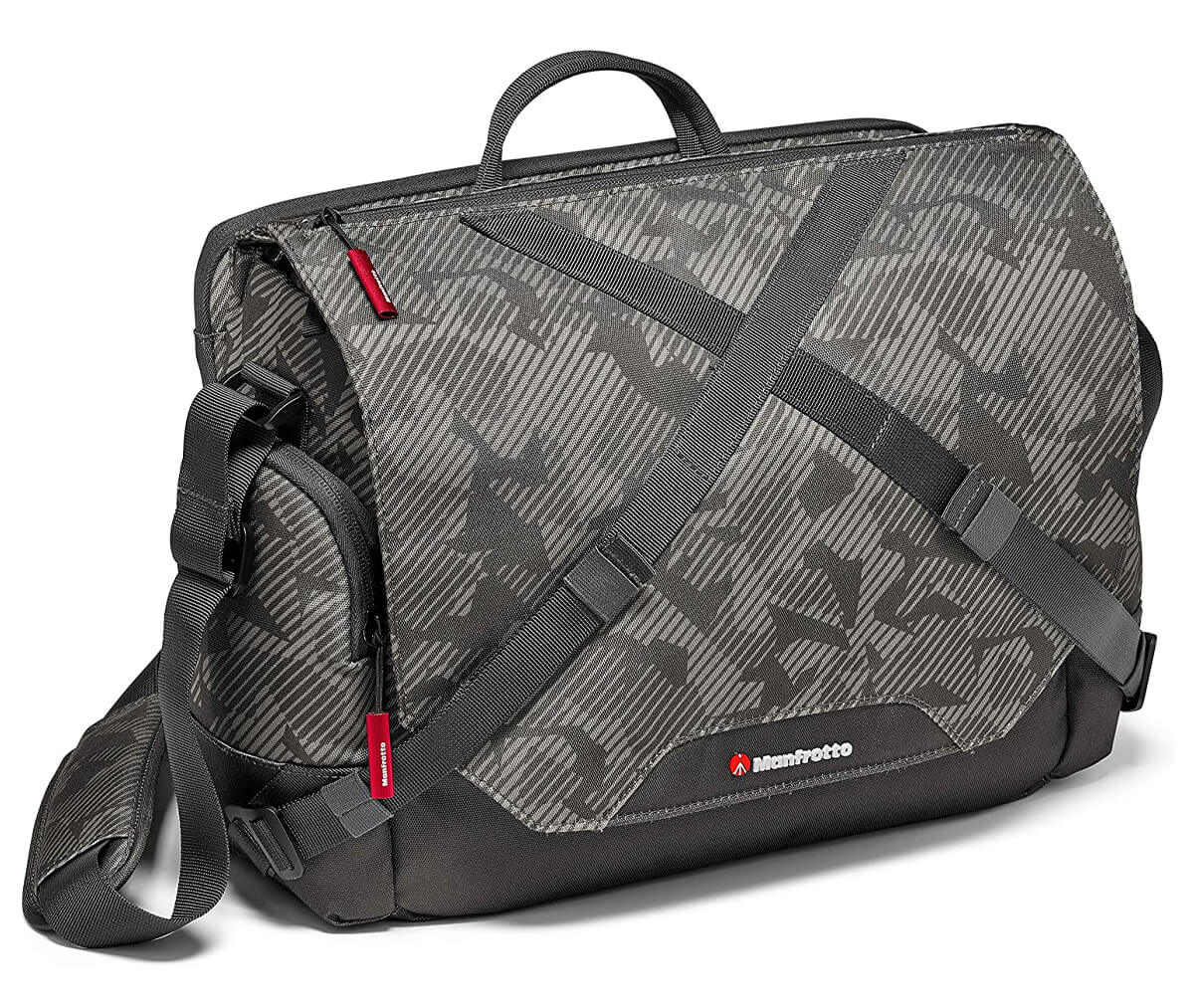Manfrotto Noreg Messenger 30 for DSLR / Mirrorless & Action Cameras